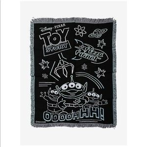 Toy Story Aliens throw